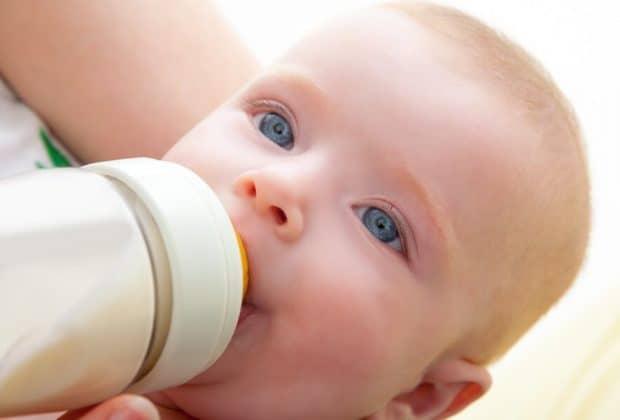 Laptele in alimentatia copilul