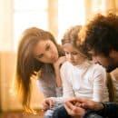 Cum percep copiii mesajele din spatele criticilor parintilor