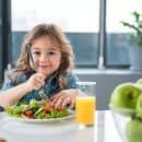Reducerea colesterolului din alimentatia copiilor