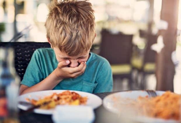 alergie alimentară