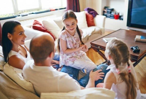 Cum sa petreci timp cu familia ta