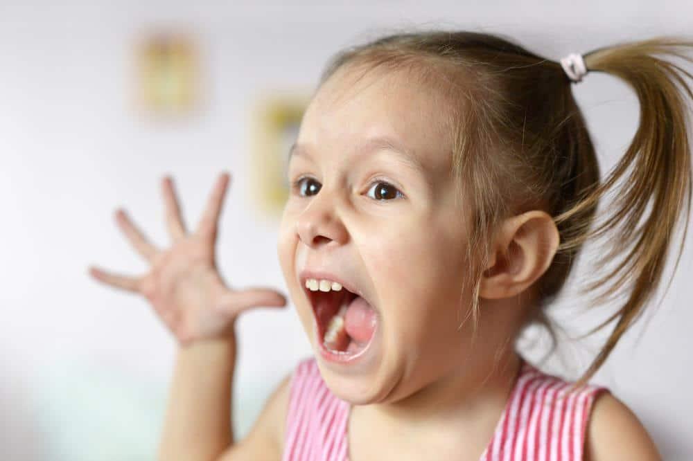 Cum poti calma un tantrumurile unui copil
