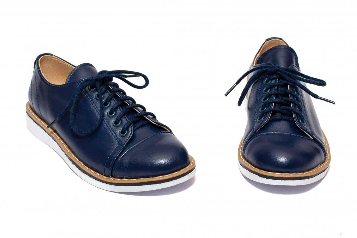 Pantofi copii din piele